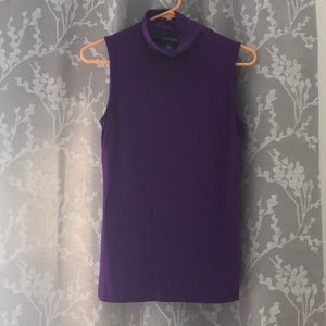 Ralph Lauren turtle neck tank